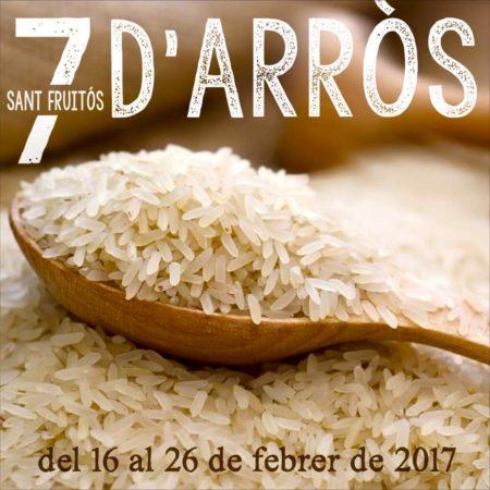 Set d'Arròs - Oferta gastronòmica