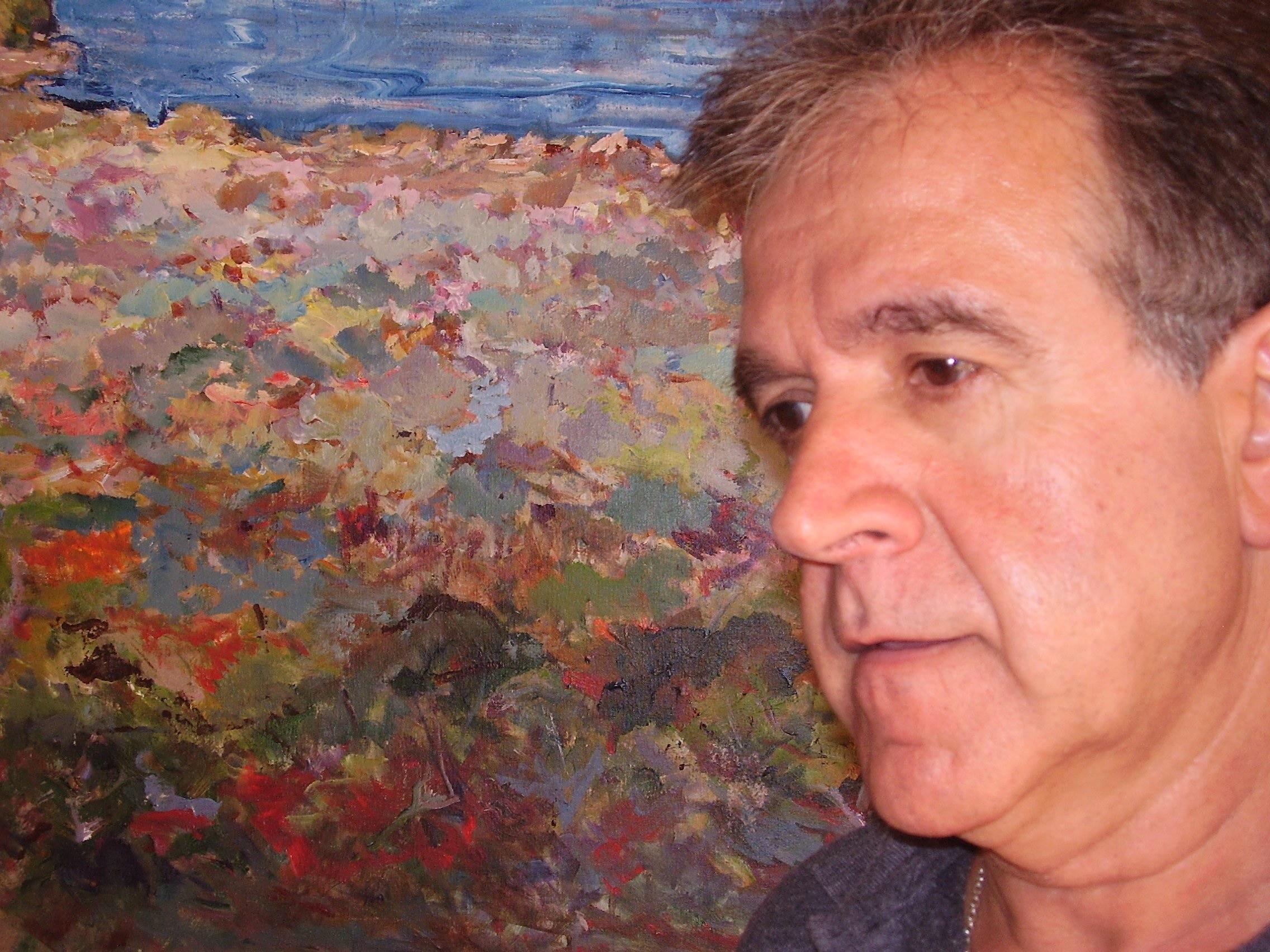 Exposici de pintura de jaume crespiera r dio sant fruit s - Pintur sant fruitos ...