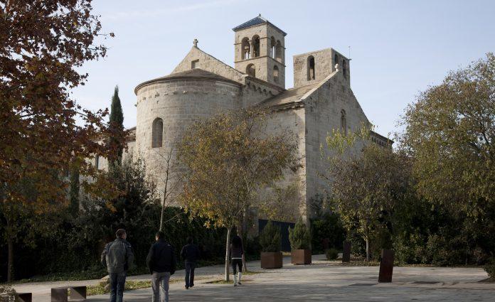 Imatge d'arxiu Monestir Sant Benet