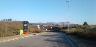 Panell Informatiu al polígon Carretera de Berga FOTO.AJUNTAMENT DE SANT FRUITÓS