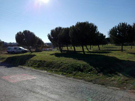 Zona del Polígon Riu d'Or. Fotografia: Ajuntament de Sant Fruitós de Bages