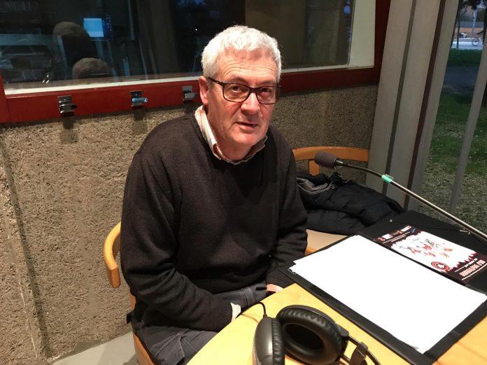 Enric Rafart, director de l'Elenc Teatral dels Pastorets de Sant Fruitós de Bages