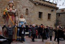 Festa Major d'Hivern de Sant Fruitós de Bages. Imatge d'arxiu de l'Ajuntament de Sant Fruitós de Bages