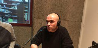 Carles Bonjorn en directe al magazín 'Esport i Punt' d'Ona Bages i Ràdio Sant Fruitós