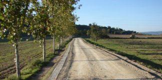 Cami paisatgístic. Fotografia: Aj. Sant Fruitós de Bages