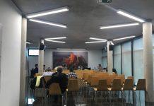 Ple ordinari del mes d'abril de l'Ajuntament de Sant Fruitós de Bages. Fotografia: Ona Bages (Marc Vila)