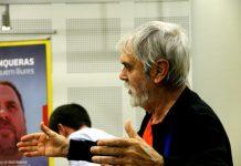 Imatge de la presentació del llibre / Fotografia: ERC Sant Fruitós