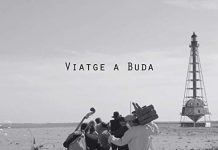 Portada de Viatge a Buda de quico el Célio, el Noi i el Mut de Ferreries