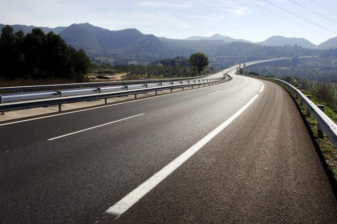 Autopista C-16. - Imatge d'arxiu d'Autema