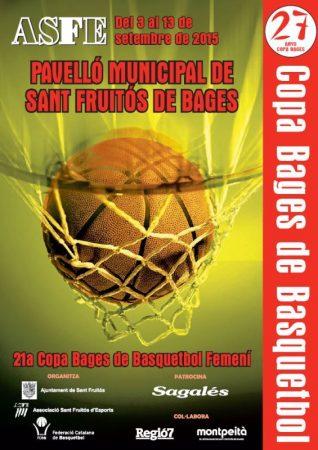 Copa Bages @ Pavelló esportiu | Sant Fruitós de Bages | Catalunya | Espanya