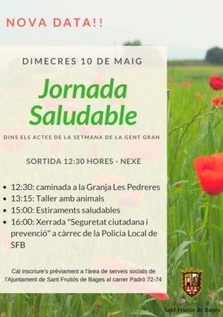 Jornada Saludable @ Sortida: Nexe-Espai de Cultura