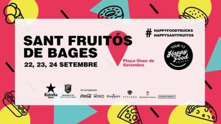 Happy Food Trucks @ Plaça de l'Onze de Setembre