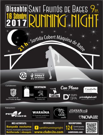SFB Running Night @ Cobert de la Màquina de Batre