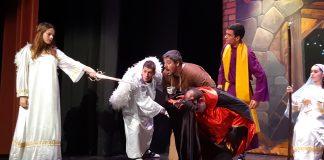 La primera actuació d'Els Pastorets del Ferrer Magí veu la llum al Teatre Casal Cultura