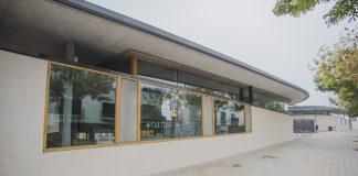 Biblioteca municipal de Sant Fruitós de Bages. Fotografia: Ajuntament de Sant Fruitós de Bages