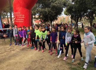 Cros Escolar de Sant Fruitós de Bages. Fotografia: Jaume Ambrós