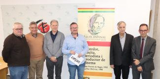 Presentació de l'Any Lluís Espinal 2020 / Fotografia: Ajuntament de Sant Fruitós