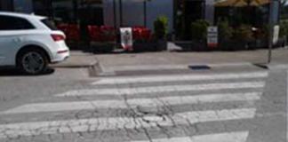 Exemple de carrer on es faran obres de reasfalt. - Foto: Aj. de SFB